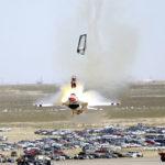 HAVÁRIE: Stíhačka F-16 americké armády se zřítila v Afghanistánu