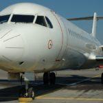 KAZACHSTÁN: Pilot úspěšně přistál s letadlem bez předního podvozku