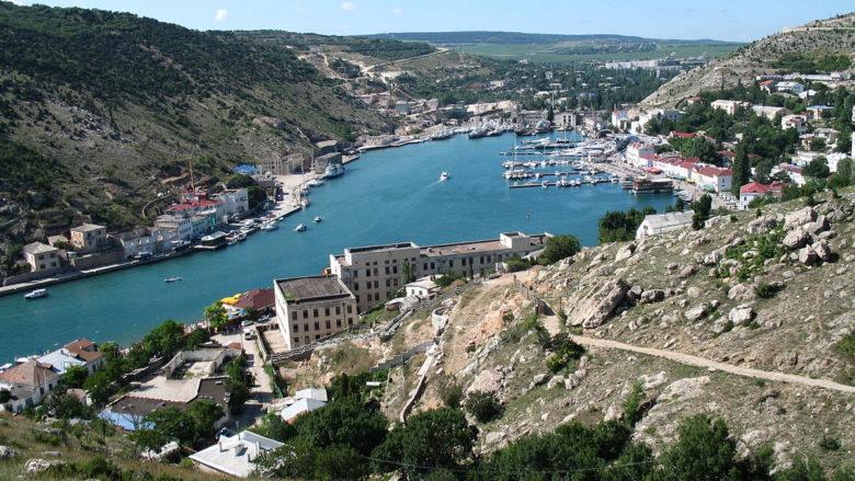 Poloostrov Krym; Foto: Denis Kamaev / Wikimedia Commons