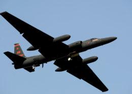 Americký špionážní letoun U-2; Foto: United States Air Force / Wikimedia Commons