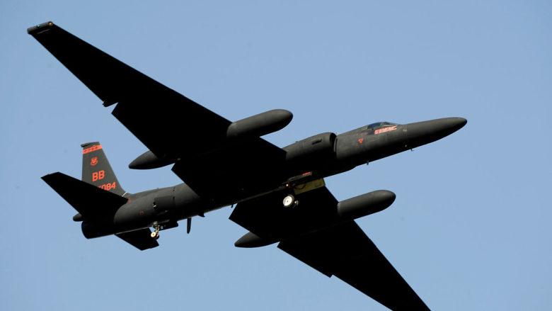 Americký špionážní letoun U-2; Foto: United States Air Force