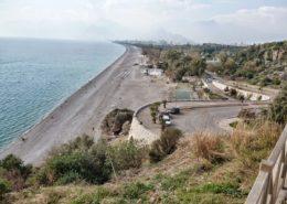 Pláže v Antalyi; Foto: Akampfer