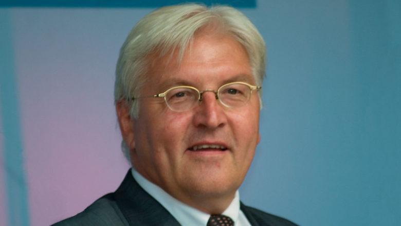 Německý ministr zahraničí Frank-Walter Steinmeier; Foto: Sven Teschke