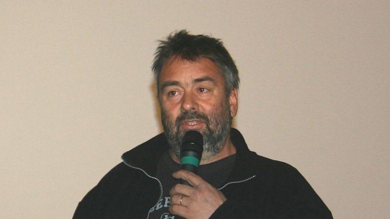 Francouzský režisér Luc Besson; Foto: Thierry Caro