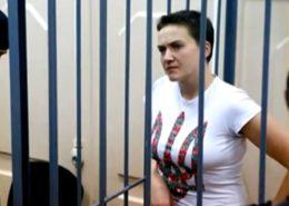 Bývalá ukrajinská pilotka Nadija Savčenková; Foto: UTR NEWS / Wikimedia Commons