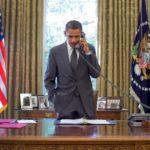Obama poděkoval Putinovi za pomoc při osvobození amerického občana v Sýrii