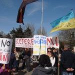 UKRAJINA: Oděsa požadovala vyhnat Banderovy démony z města