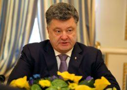 Končící ukrajinský prezident Petro Porošenko; foto: Michał Józefaciuk / Wikimedia Commons