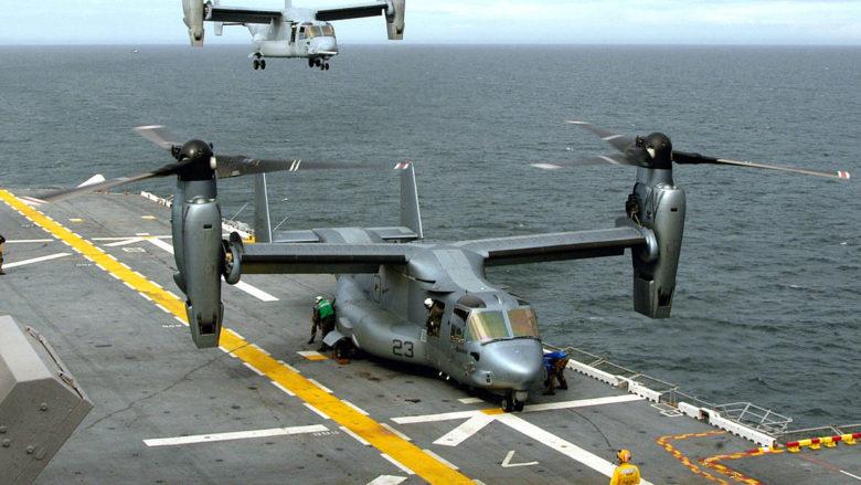 Ilustrační foto: Námořnictvo Spojených států, fotograf 3. třídy Timothy Bensken