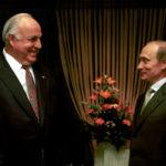 """Helmut Kohl: """"Řešení uprchlické krize neleží v Evropě"""""""