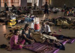 Iráčtí uprchlíci; Foto: Generace 21