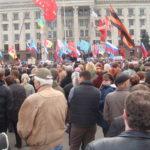 UKRAJINA: V Oděse před výročím tragédie 2.května roste napětí