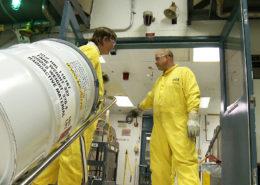 Kontejner na skladování plutonia; Foto: ENERGY.GOV