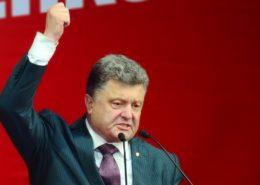 Ukrajinský prezident Petro Porošenko; Foto: Олег Мосьондз, Wikimedia Commons