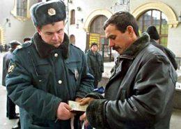 Ruská policie; Foto: NEWSru.com / Wikimedia Commons