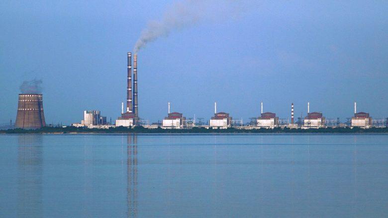 Záporožská jaderná elektrárna na Ukrajině; Foto: Ralf1969 / Wikimedia Commons