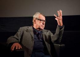 Filmový režisér Miloš Forman; Foto: Zff2012, Wikimedia Commons