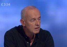 Josef Monsport; Reprofoto: Česká televize