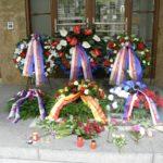 NESLUŠNOST: Připomenutí srpna 1968 bylo znehodnoceno protesty