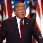 DONALD TRUMP: 'Zbraně jsou prioritou, ideály až druhořadé'