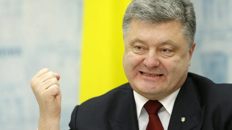 Bývalý ukrajinský prezident Petro Porošenko; Foto: Wikimedia Commons