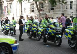 Britská policie; Foto: Arpingstone / Wikimedia Commons