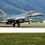 TCHAJ-WAN: Armádní letectvo pohřešuje stíhačku F-16. Lety byly pozastaveny