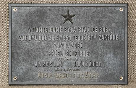 ŽIVÁ HISTORIE: Před 67 lety zavraždili bratři Mašínové strážmistra Honzátka