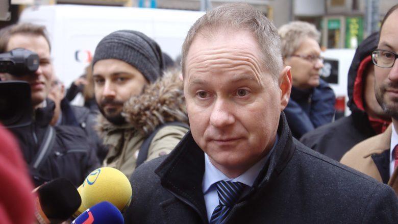 Předseda Starostů a nezávislých Petr Gazdík; Foto: Aktron / Wikimedia Commons