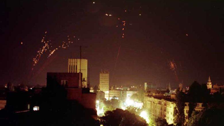 Bombardování Jugoslávie silami NATO v roce 1999; Foto: Darko Dozet / Wikimedia Commons