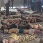 VÁLKA: V Sýrii došlo k útoku povstalců chemickými zbraněmi