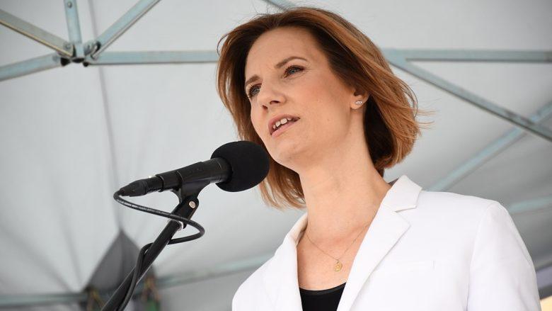 Kontroverzní brněnská primátorka Markéta Vaňková (ODS); Foto: Ben Skála (Benfoto) / Wikimedia Commons