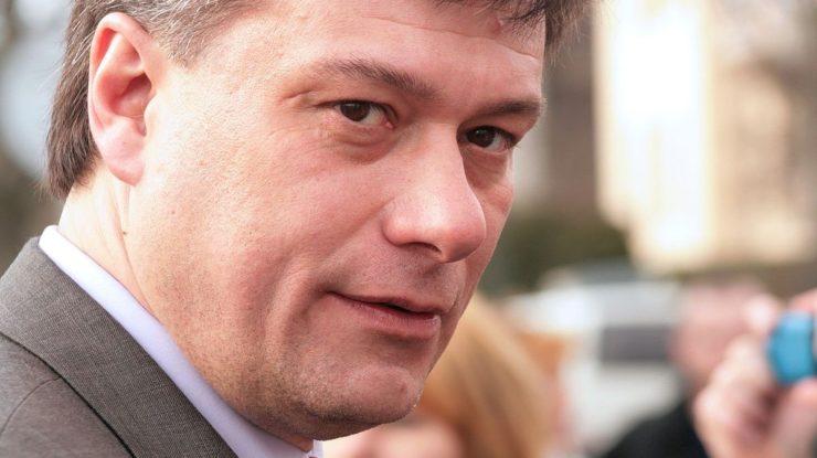 Pavel Blažek alias Don Pablo (ODS); Foto: Martin Strachoň / Wikimedia Commons