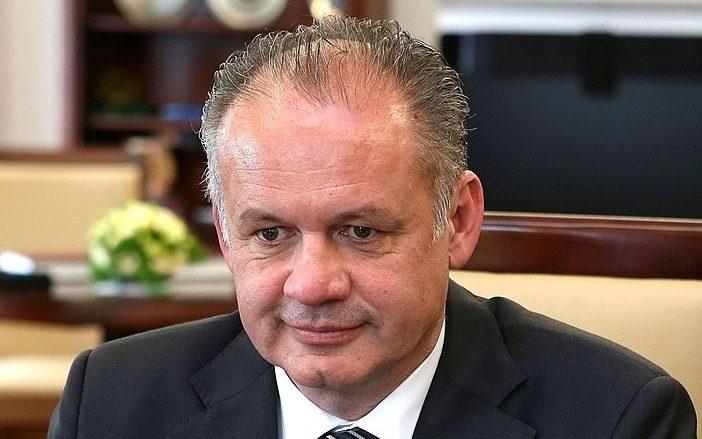 Slovenský prezident Andrej Kiska; Foto: Katarzyna Czerwińska / Wikimedia Commons