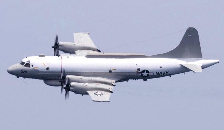 Americký špionážní letoun EP-3E-Aries-II; Foto: Americké námořnictvo / Wikimedia Commons