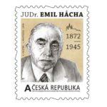 REVIZE HISTORIE?: Vychází známka s kolaborantským prezidentem Háchou