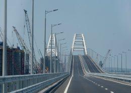 Krymský most; Foto: kremlin.ru, Wikimeda Commons