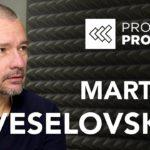 """VIDEO: """"Ředitel ČT šel na ruku politikům"""", říká moderátor Martin Veselovský"""