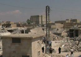 Válka v Sýrii; Foto: Voice of America News / Wikimedia Commons