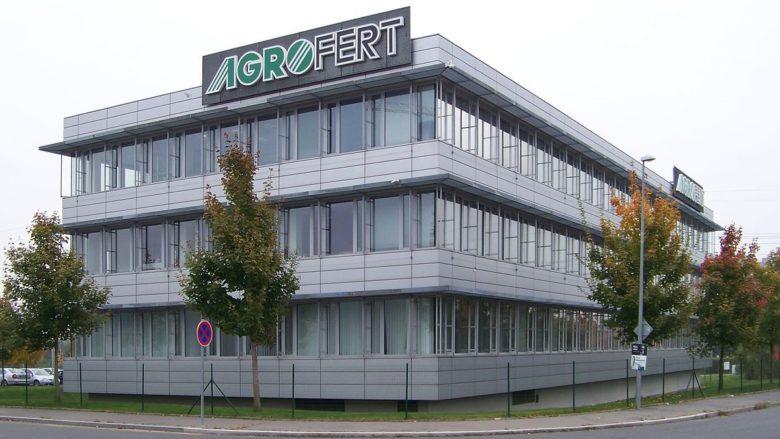 Sídlo firmy Agrofert v Praze na Chodově; Foto: ŠJů / Wikimedia Commons