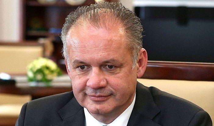 Andrej Kiska; Foto: Katarzyna Czerwińska / Wikimedia Commons