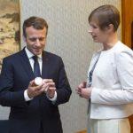 AROGANCE: Během protestů ve Francii Macron s médii mluvil o renovaci svého paláce