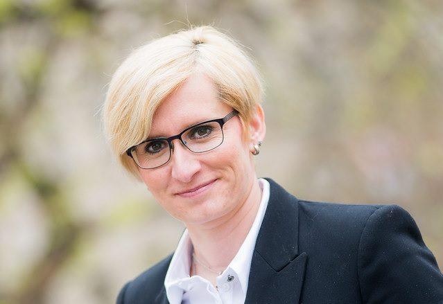 Karla Šlechtová; Foto: Hana Brožková / Wikimedia Commons