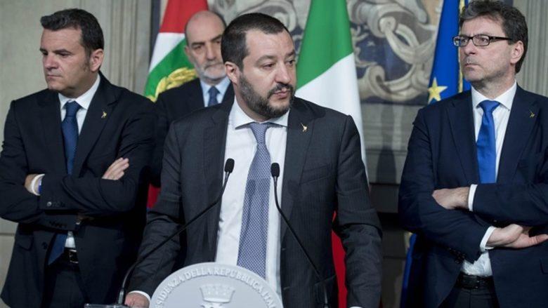 Bývalý italský ministr vnitra Matteo Salvini; Foto: Presidenza della Repubblica / Wikimedia Commons