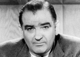 Senátor Joseph McCarthy; Foto: Wikimedia Commons