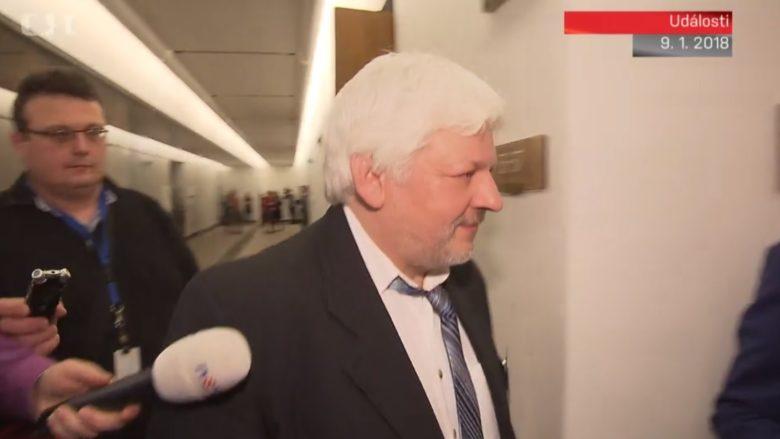 Policejní vyšetřovatel Pavel Nevtípil; Reprofoto: Česká televize