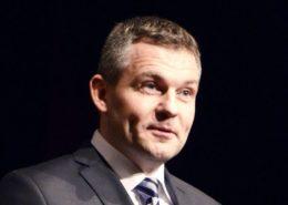 Předseda slovenské vlády Peter Pellegrini; Foto: Monika Haima Kováčová / Wikimedia Commons