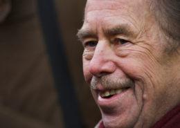 Bývalý prezident ČR Václav Havel; Foto: Martin Kozák / Wikimedia Commons