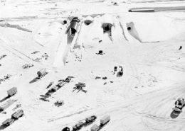 Jaderný reaktor v bývalé americké vojenské základně Camp Century v Grónsku; Foto: US Army / Public Domain