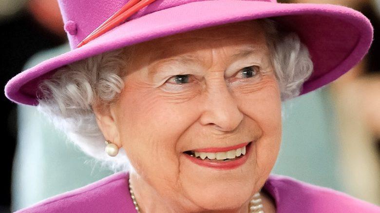 Britská královna Alžběta II; Foto: Joel Rouse / Ministerstvo obrany / Wikimedia Commons